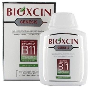 Bioxcin Genesis Saç Dökülmesine ve Kepeğe Karşı Etkili Şampuan 300ml-Bioxcin